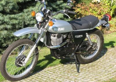 Suzuki SP 370 IMG_7184