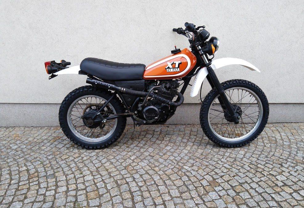 Yamaha XT 250 1983