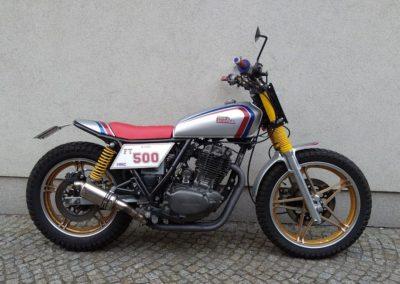 Honda FT 500 1982 rok