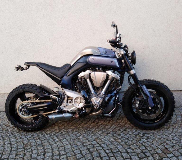 Yamaha MT01