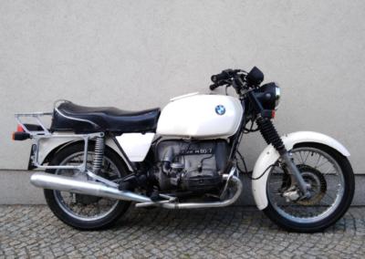 BMW R80 – w realizacji